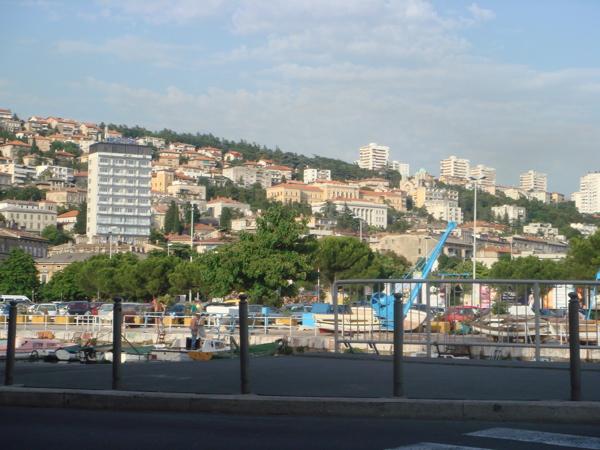 Rijeka's river